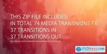 Media Transitions FX Pack Vol.2 4761631