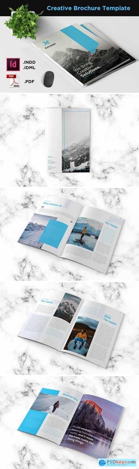 Corporate Brochure - iWantemp