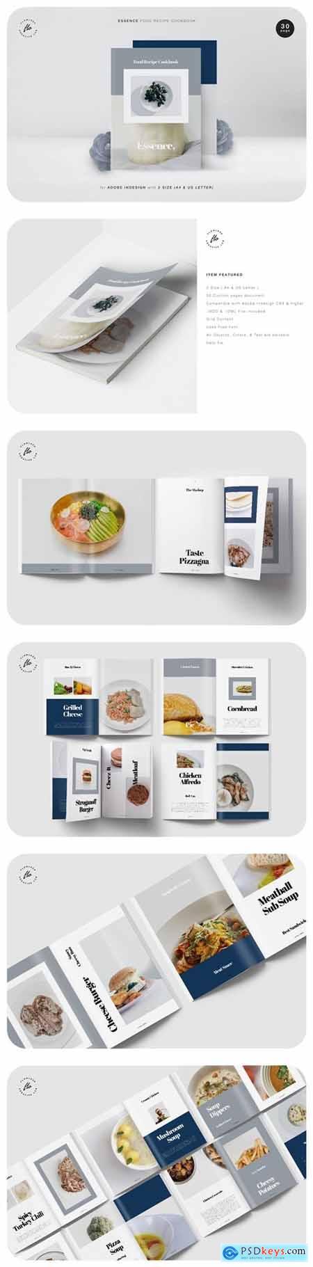 Essence Food Recipe Cookbook