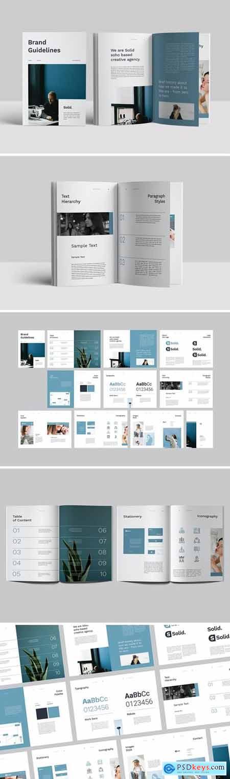 Brand Guideline S2XS2AL