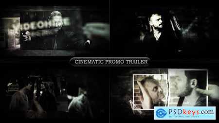 Cinematic Promo Trailer 10054607