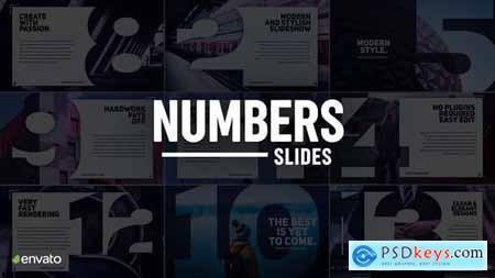 Numbers Slideshow 23182833