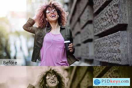 Sepia Mobile and Desktop PRESETS 5736424