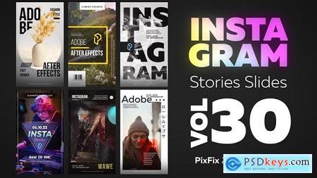 Instagram Stories Slides Vol. 30 30005561