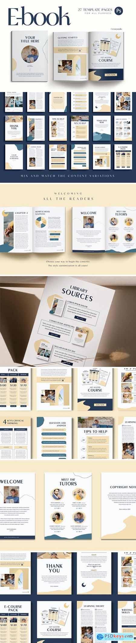 Education - eBook Creator for Coach