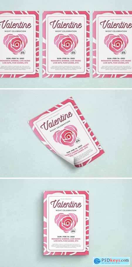 Valentine Flyer178