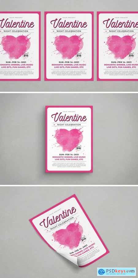 Valentine Flyer483
