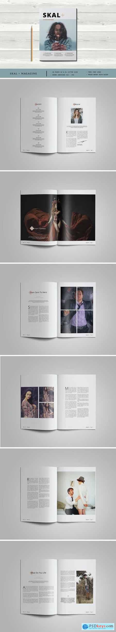 SKAL + Magazine