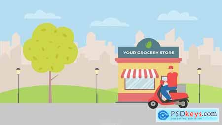 Online Grocery Delivery 30020132