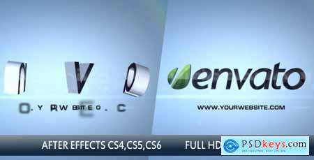 Shatter 3D Logo Elements Intro 3620839