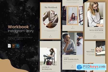Workbookside - Instagram Story