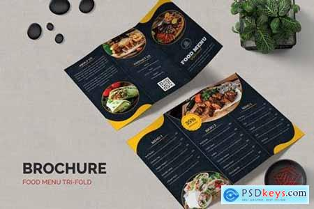 Restaurants Food Menu Brochure