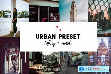 Urban Presets 5702238