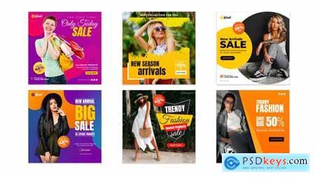 Fashion Promotion Social Post 30004641
