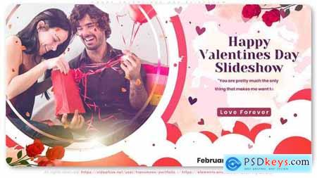 Happy Valentines Day Slideshow 30005316