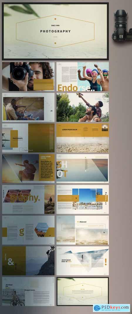 Photography Presentation Layouts 399853706