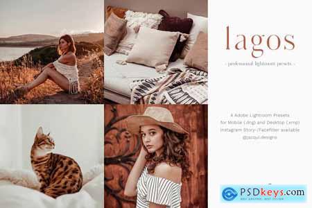 Lagos Lightroom Preset Pack 5759787