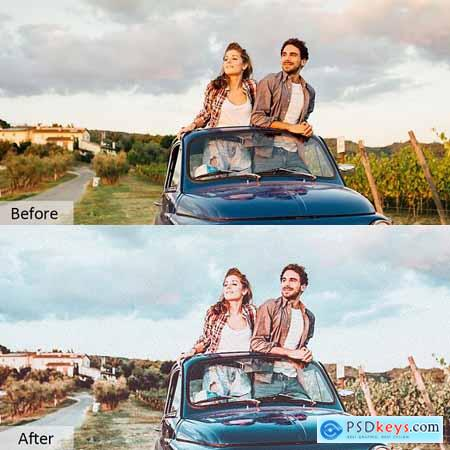 Vintage Lifestyle Mobile PRESETS 5736471