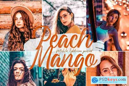 Peach Mango Lightroom Presets 5732900