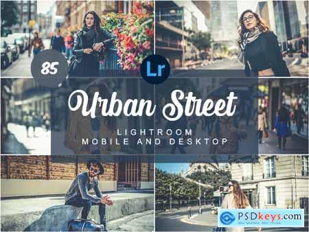 Urban Street Mobile PRESETS 5736468
