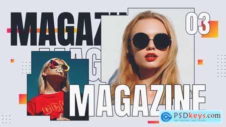 Online Magazine Promo 29868094