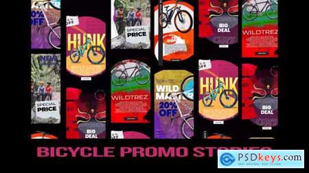 Bicycle promo stories instagram 29997856