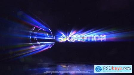 Light Rays Logo 26177184