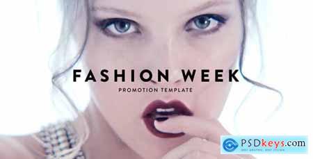 Fashion Week - Promotion Reel 14329919