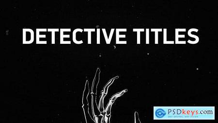 Detective Titles 11876067