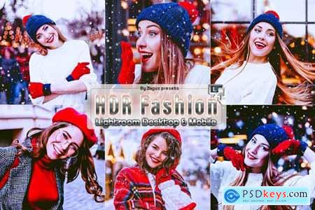 Premium Fashion Presets Mobile Desktop