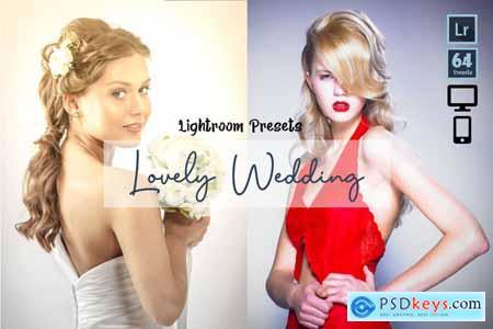 64 Lovely Wedding Lightroom Preset 5758108