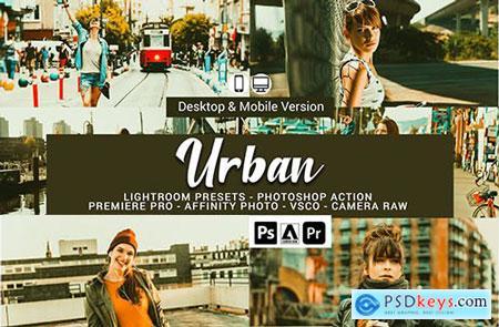 Urban Mobile and Desktop PRESETS 5736467