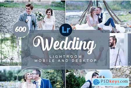 Wedding Mobile and Desktop PRESETS 5736478