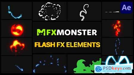 Flash FX Elements Pack 02 - After Effects 29989229