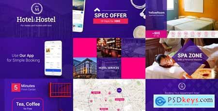 Hotel & Hostel Promo 16727733