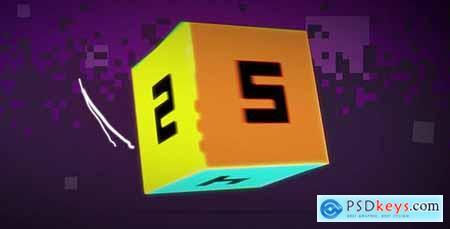 Pixel Cube 8979441