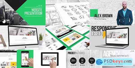 WEBI - Multi-Purpose Website Presentetion 11788013