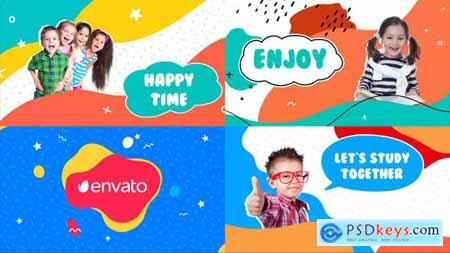 Kids Slideshow - After Effects 30089803