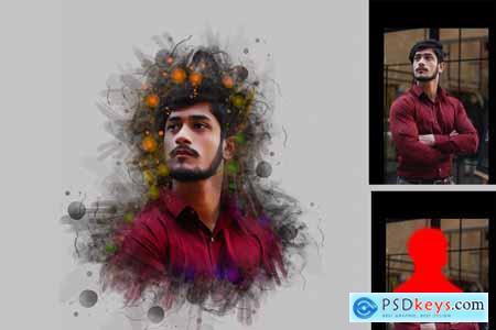 Paint Photoshop Action 5 5751430