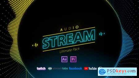 Stream Audio Pack 28889341