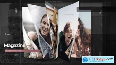 Magazine Presentation 25066345