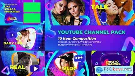 Youtube Channel Pack 30056928