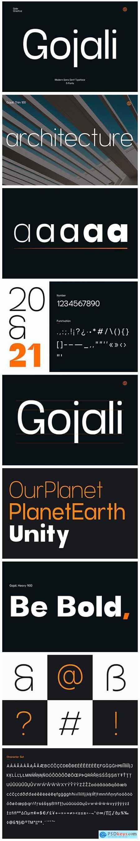 Gojali 5779121
