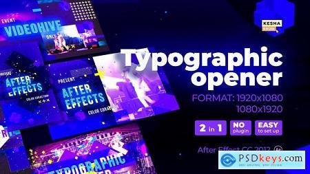 Typographic opener 28002492