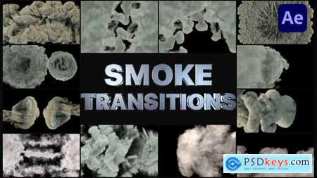 Real Smoke Transitions - After Effects 30052446