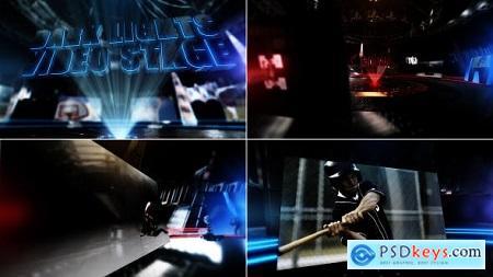 Dark Lights Video Stage 7692237