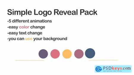 Minimal Logo Reveal Pack 8992705