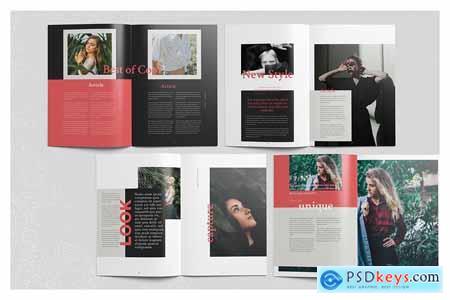 Magazine DZ8E7GA