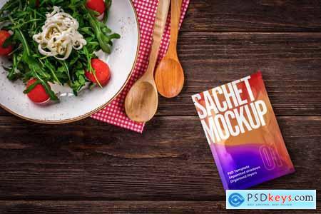 Sachet Mockup Set 5783281