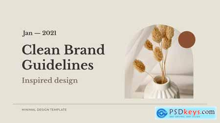 Clean Brand Guidelines 30089681